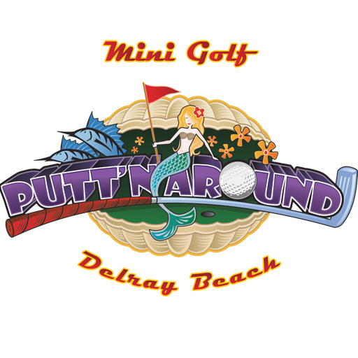 Putt'n Around Delray Beach